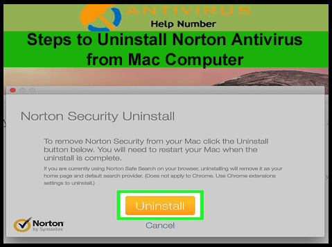 How To Remove Norton Security From Mac?