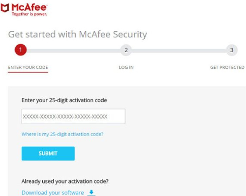 How To Activate McAfee products?
