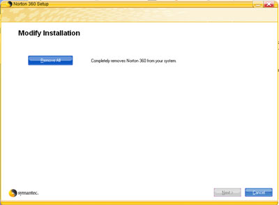 Norton Antivirus Not Installing