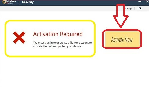 Norton Security Deluxe Setup